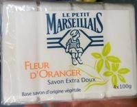 Savon extra doux Fleur d'oranger - Product - fr