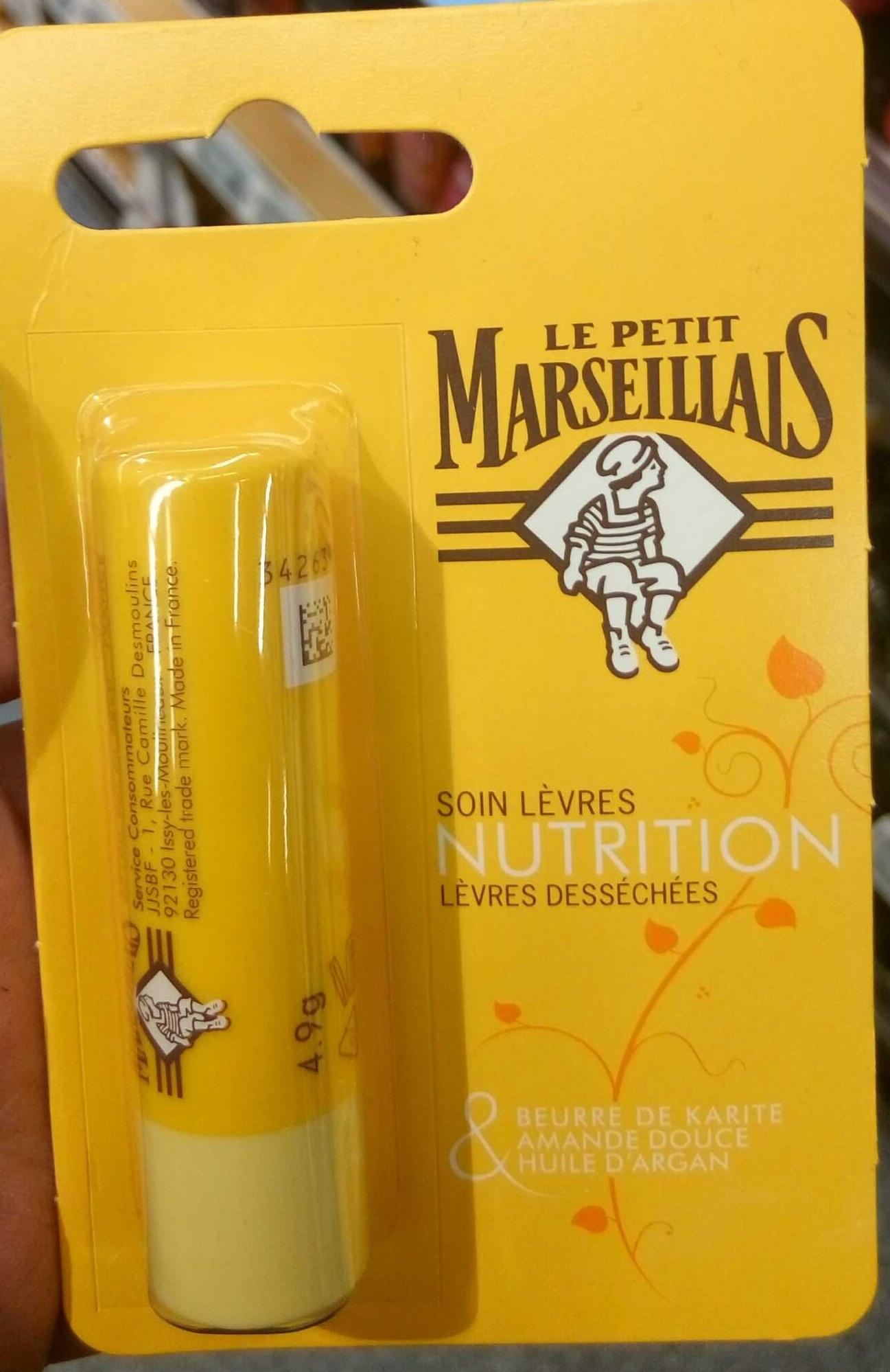 Soin Lèvres Nutrition - Produit - fr