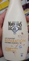Lait hydratant réparation peaux abîmées, desséchées beurre de karité aloes & cire d'abeille - Product