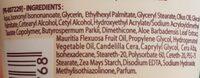 Crème mains réparatrice - Ingredients - fr