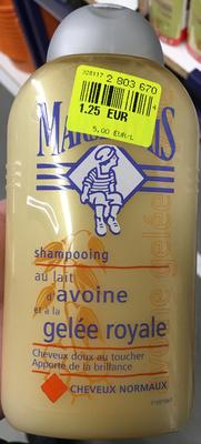 Shampooing au lait d'avoine et à la gelée royale - Product