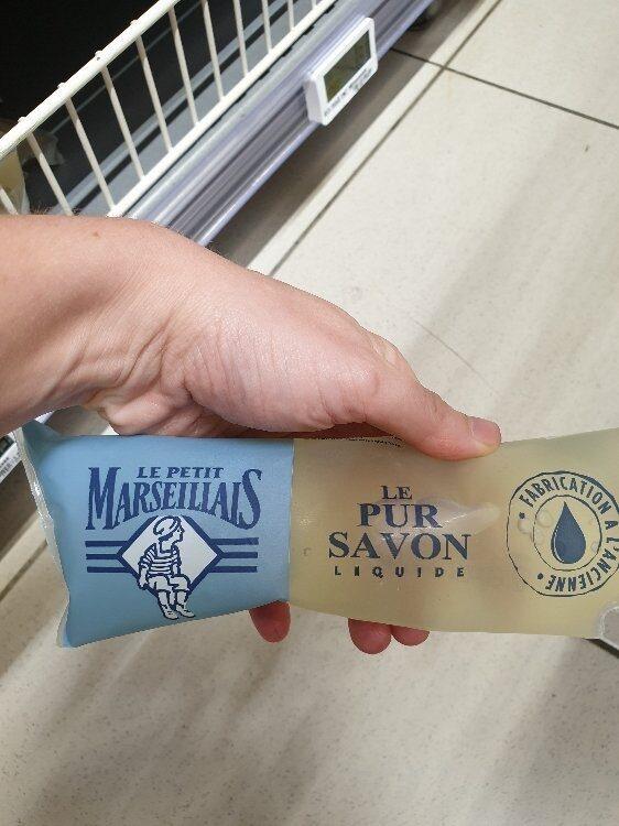 Le pur savon Liquide - Product - fr