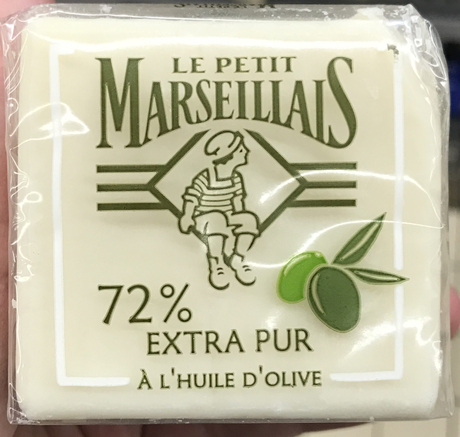 72% Extra Pur à l'Huile d'Olive - Produit - fr