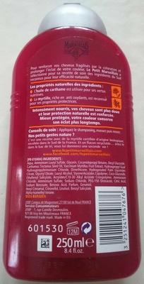 Shampoing pour cheveux colorés - Produit