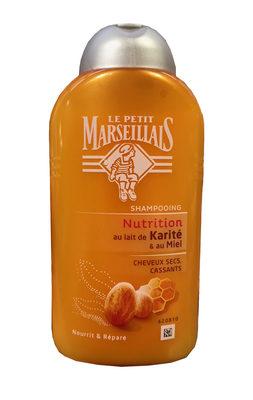 Nutrition au lait de karité et au miel - Produit