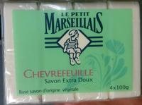 savon extra doux Chevrefeuille - Product - en
