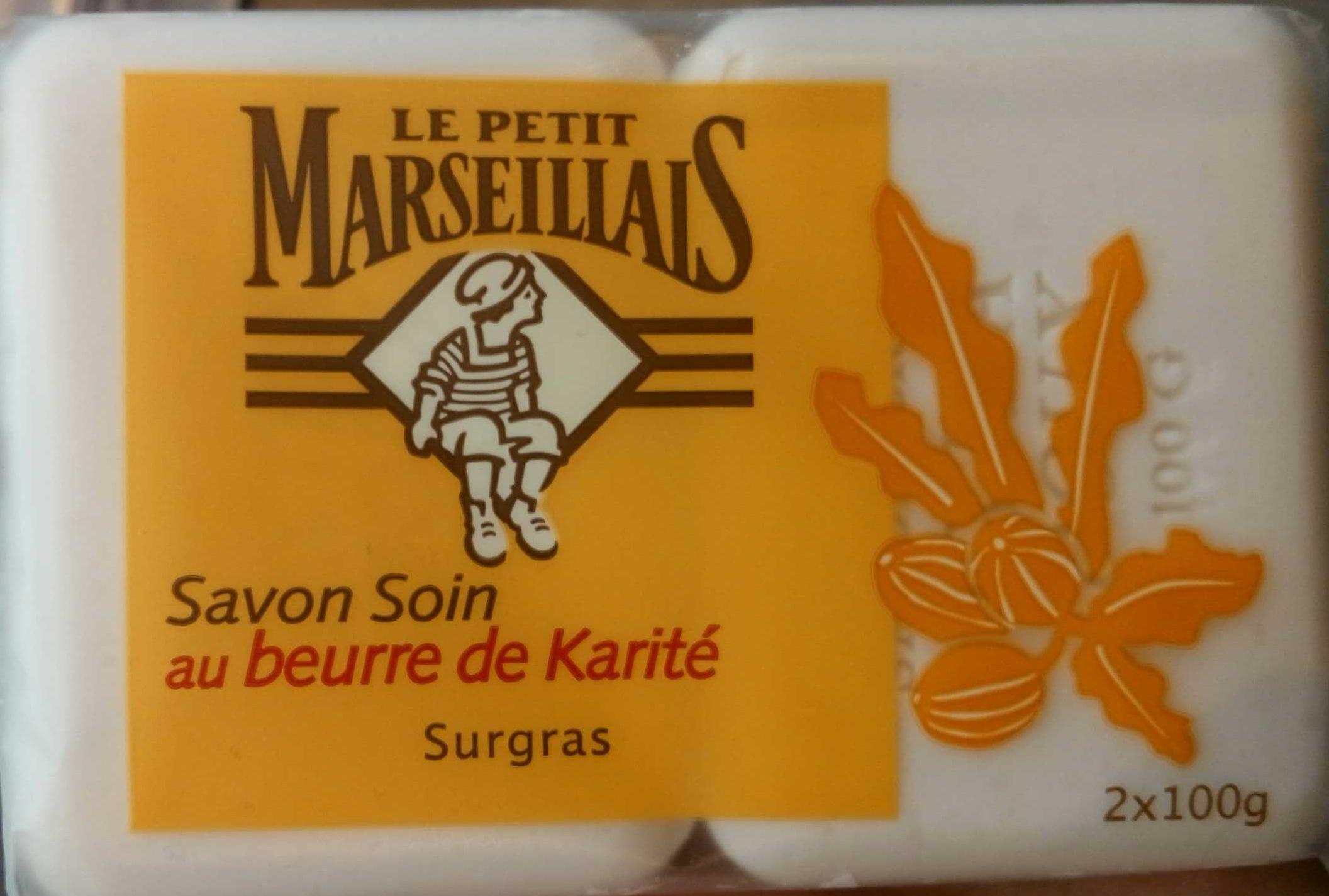 Savon soin au Beurre de Karité - Produit - fr