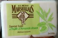 Savon soin à l'huile d'amande douce - Produit - fr