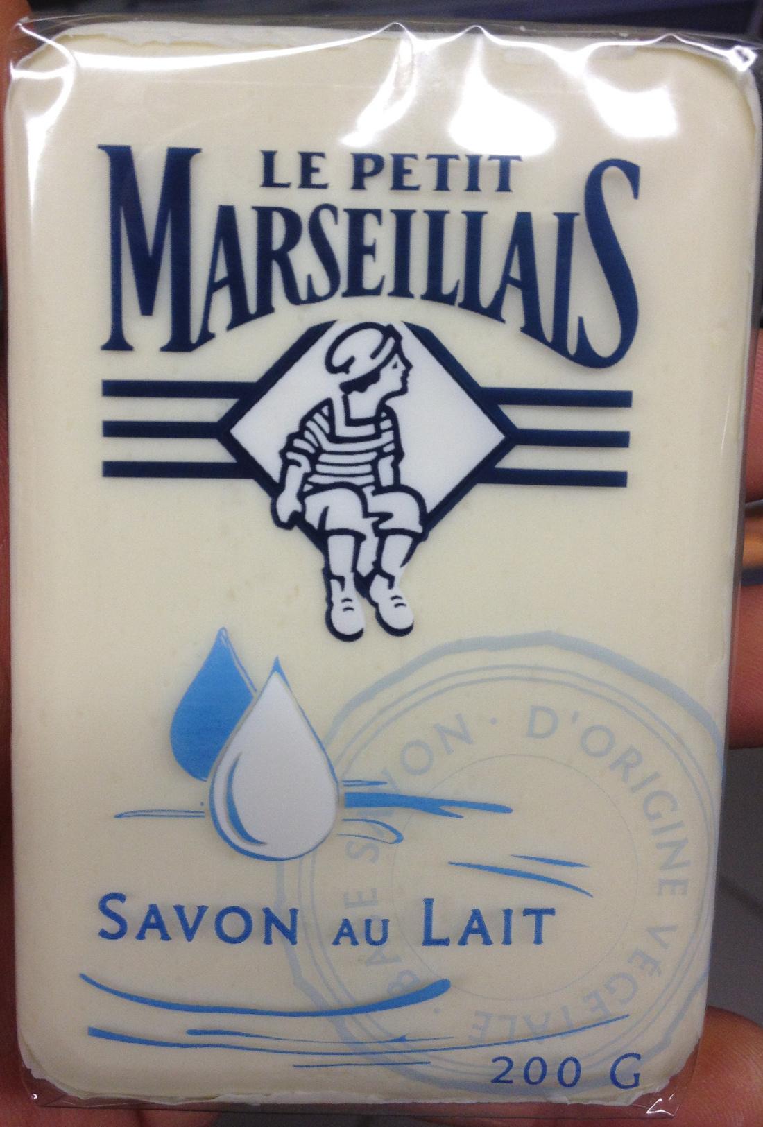 Savon au lait - Produit - fr