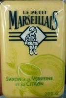 Savon à la Verveine et au Citron - Product - fr