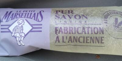 pur savon liquide lavande - Product - fr