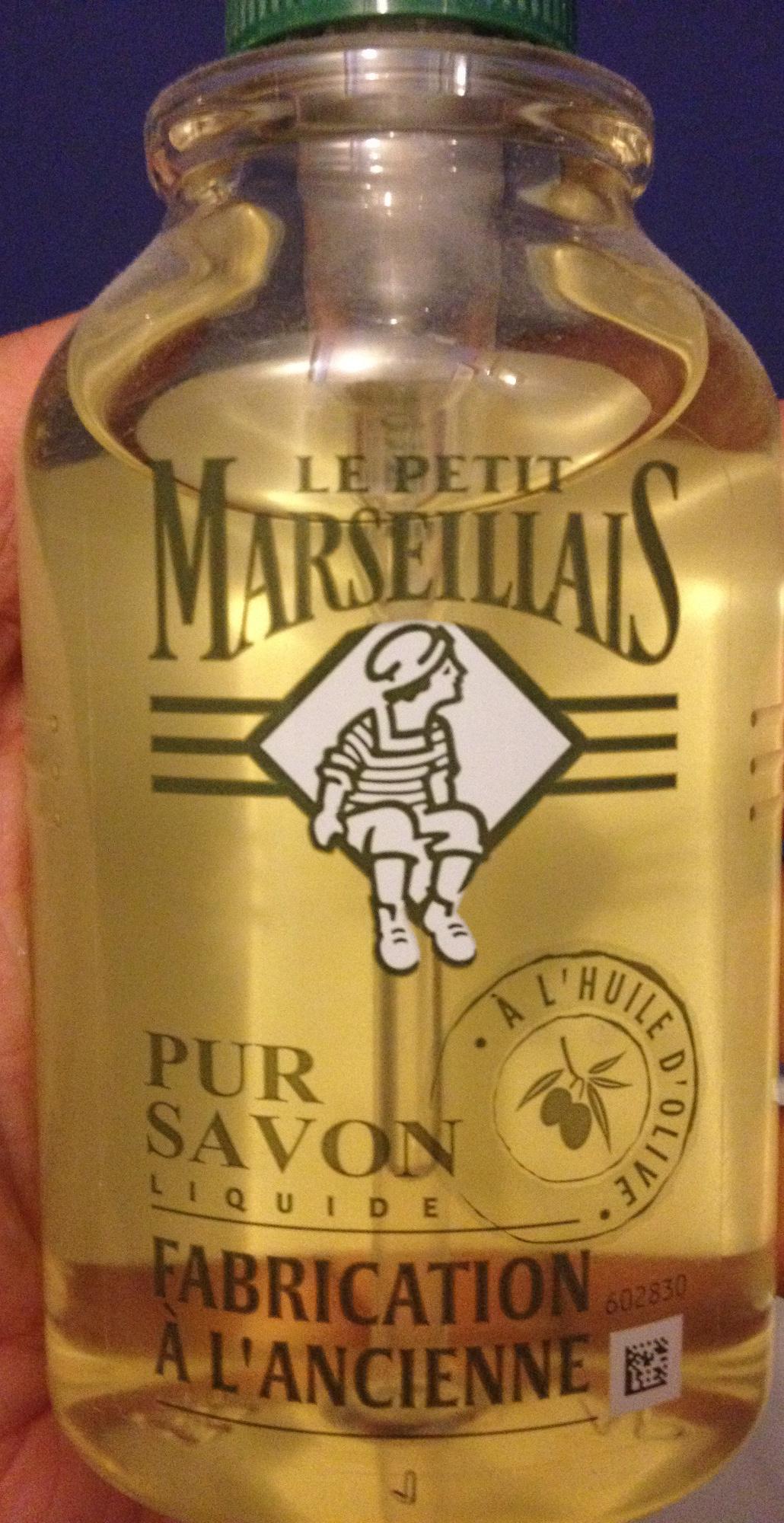 Pur Savon Liquide à l'huile d'olive - Product - fr