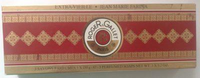 Savons parfumés - Product - fr