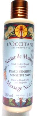 Nectar de Massage - Produit