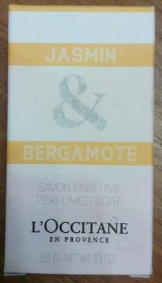 Jasmin & Bergamote - Produit