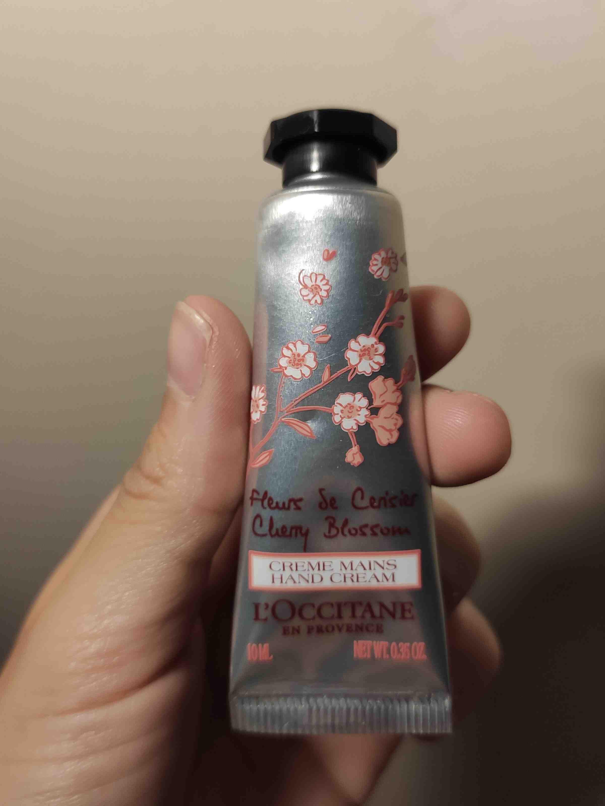 creme de mains l'occitane - Product - en