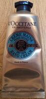 Crème mains - peaux sèches - karite 20% - Product - en
