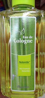Eau de cologne naturelle* aux essences naturelles - Produit