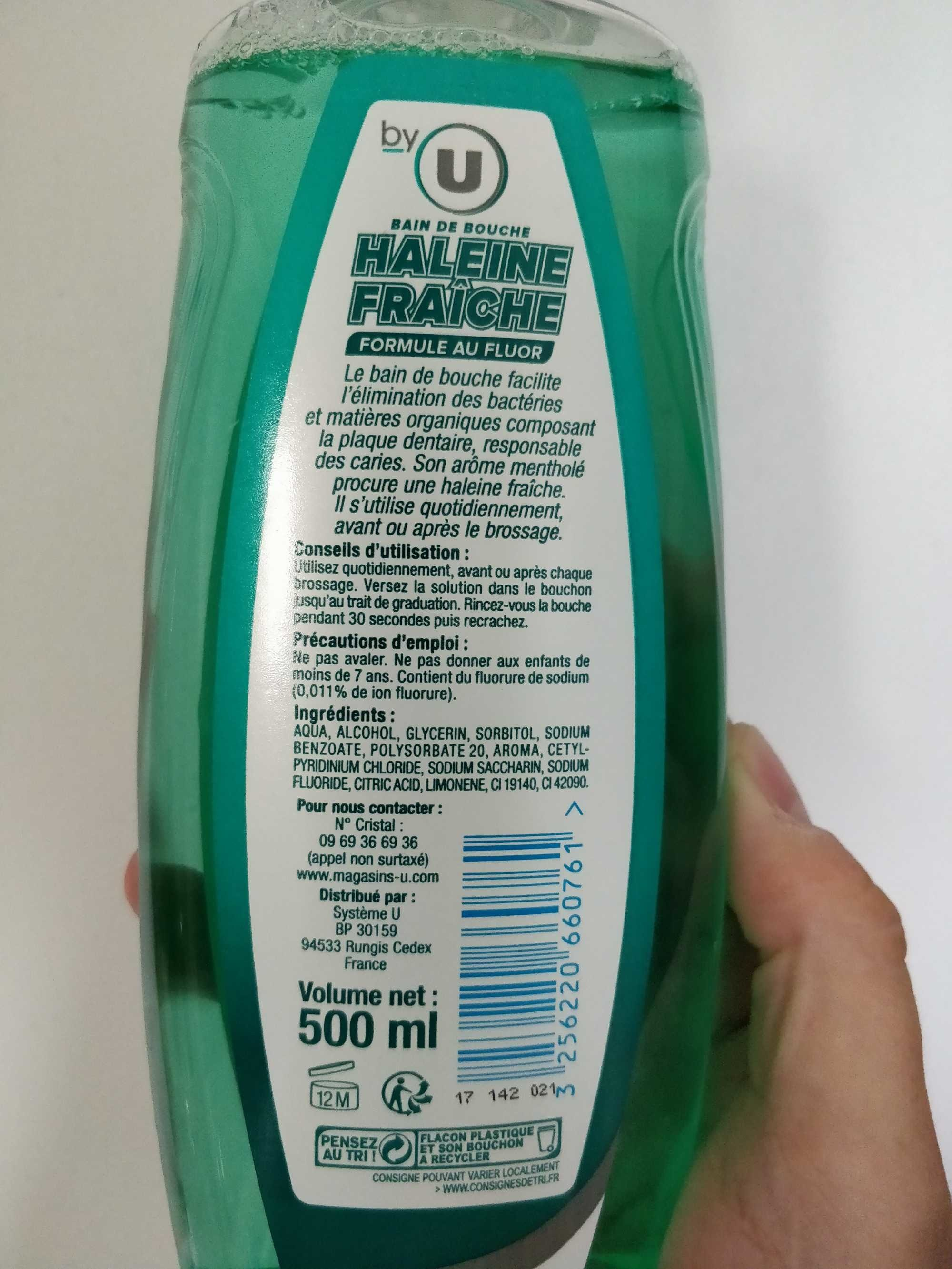 Bain de bouche haleine fraîche - Product