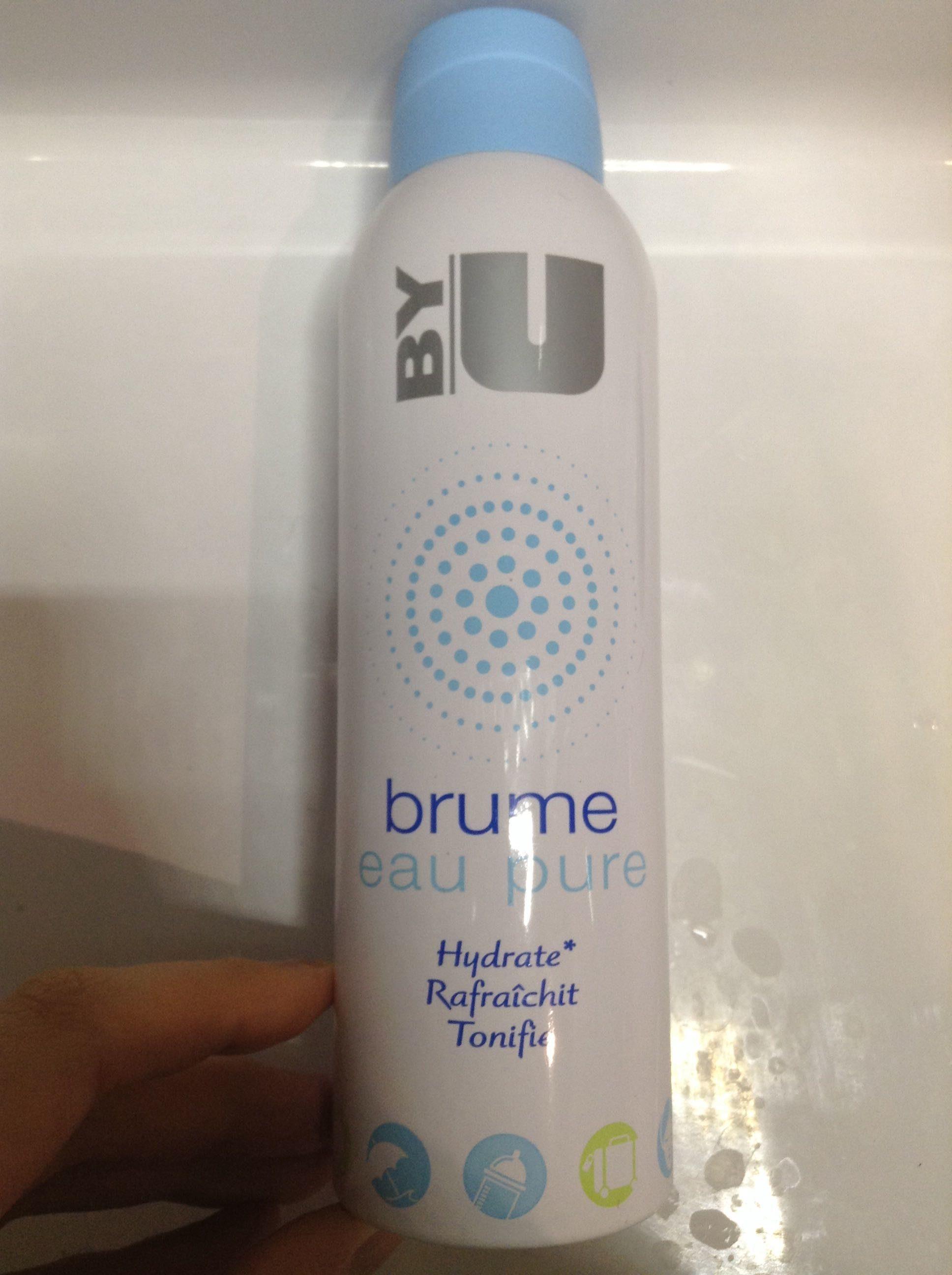 Brume eau pure - Product
