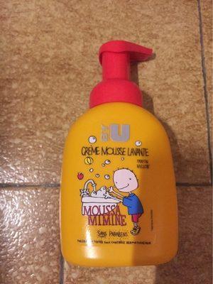 Crème Lavante Kids, Pompe De 250 Millilitres, Marque U - Produit