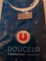 Mouchoirs U, 15 étuis Compacts De - Product - fr