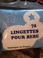 Lingettes Classiques Bébé U Tout Petits, Recharge De - Produit