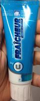 Dentifrice Fraîcheur - Product