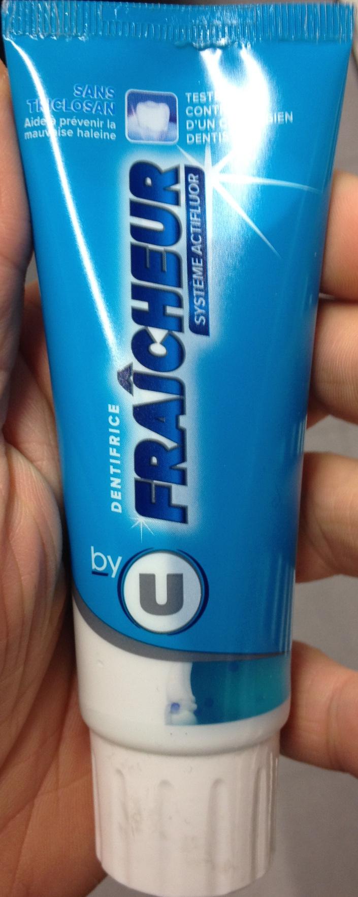 Dentifrice Fraîcheur - Product - fr