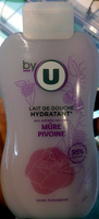 Lait de douche hydratant aux extraits naturels mûre pivoine - Product
