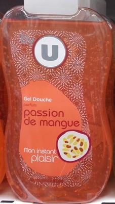Gel douche parfum Passion de mangue Mon instant plaisir - Product