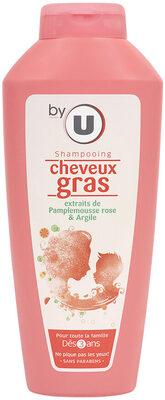 Shampoing familial aux extraits de pamplemousse et d'argile pour cheveux gras - Produit - fr