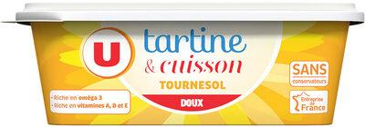 Margarine allégée de cuisson au tournesol 60% de matière grasse - Product - fr