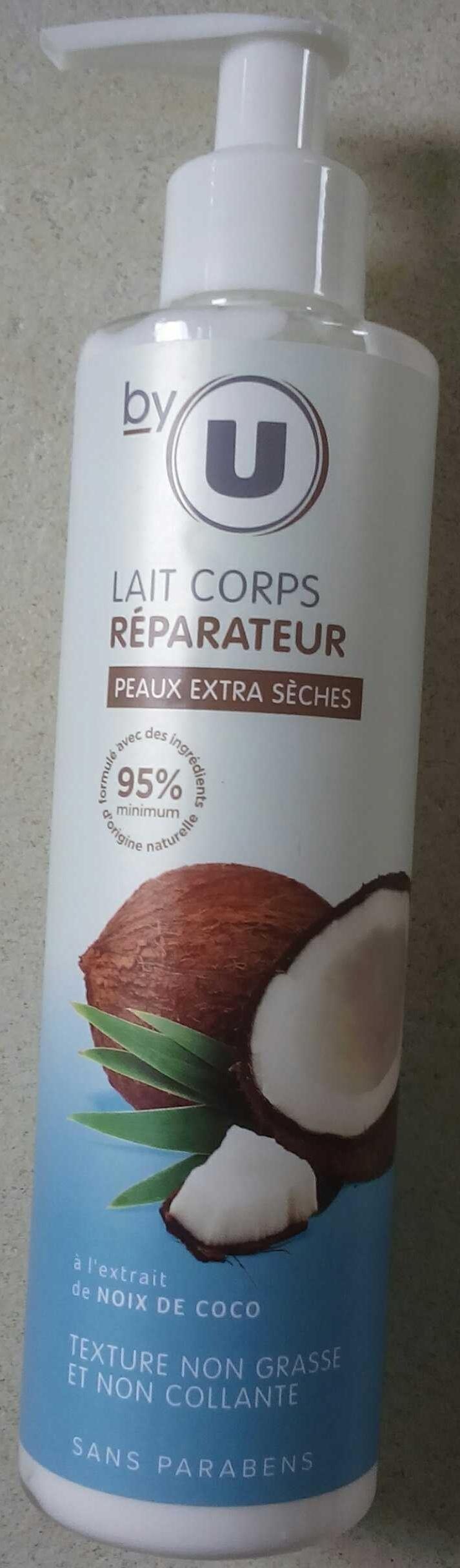 Lait corps réparateur - Product - fr