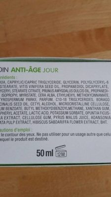 Soin anti-âge jour - Product