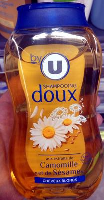 Shampooing doux aux extraits de camomille et de sésame Cheveux blonds - Produit
