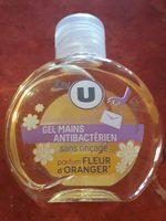Gel mains antibactérien - Product