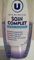 Bain de bouche soin complet sans alcool - Product