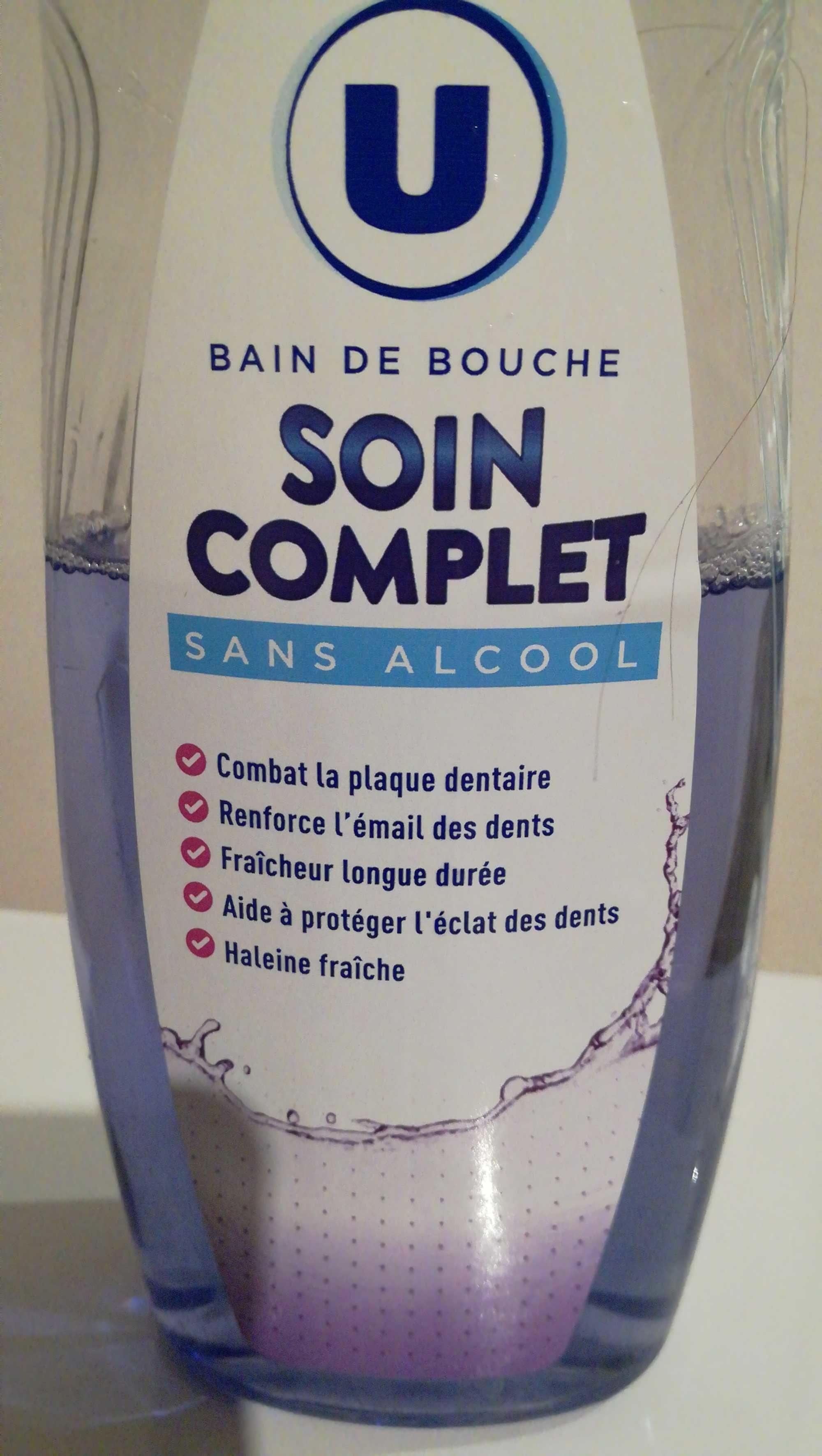 Bain de bouche soin complet sans alcool - Product - fr