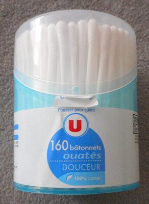Bâtonnets Ouatés douceur - Produit - fr