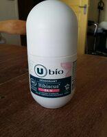 Déodorant - Product