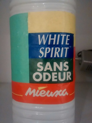 White spirit sans odeur - Produit - en