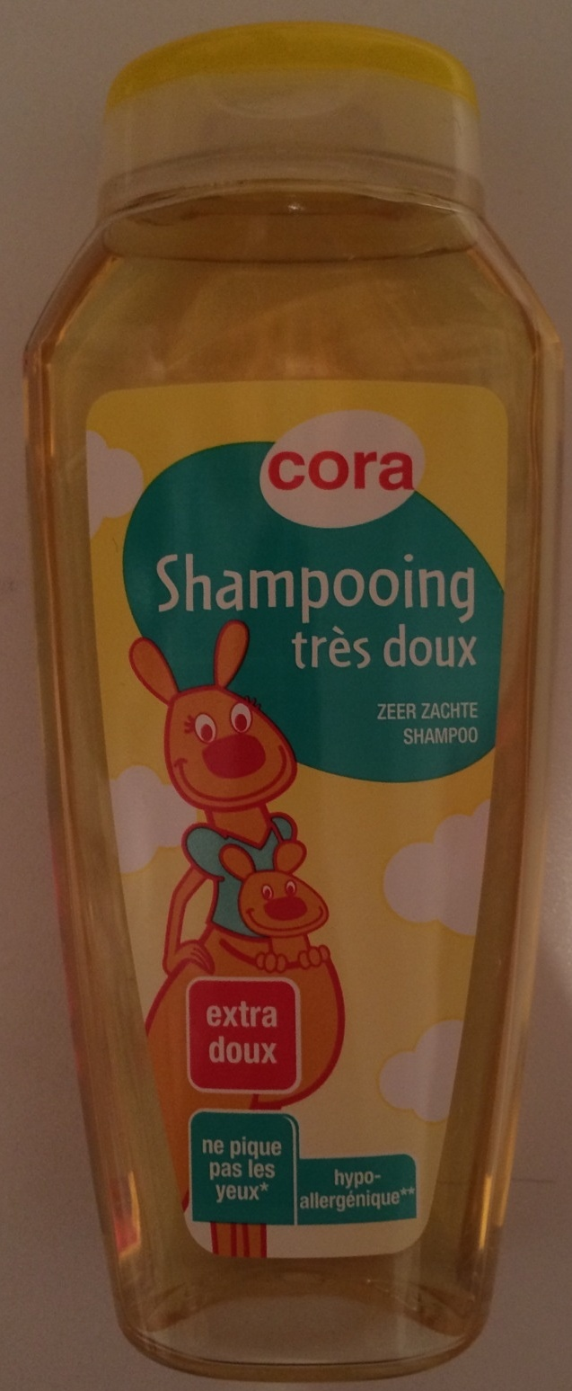 Shampooing très doux, extra doux - Product - fr