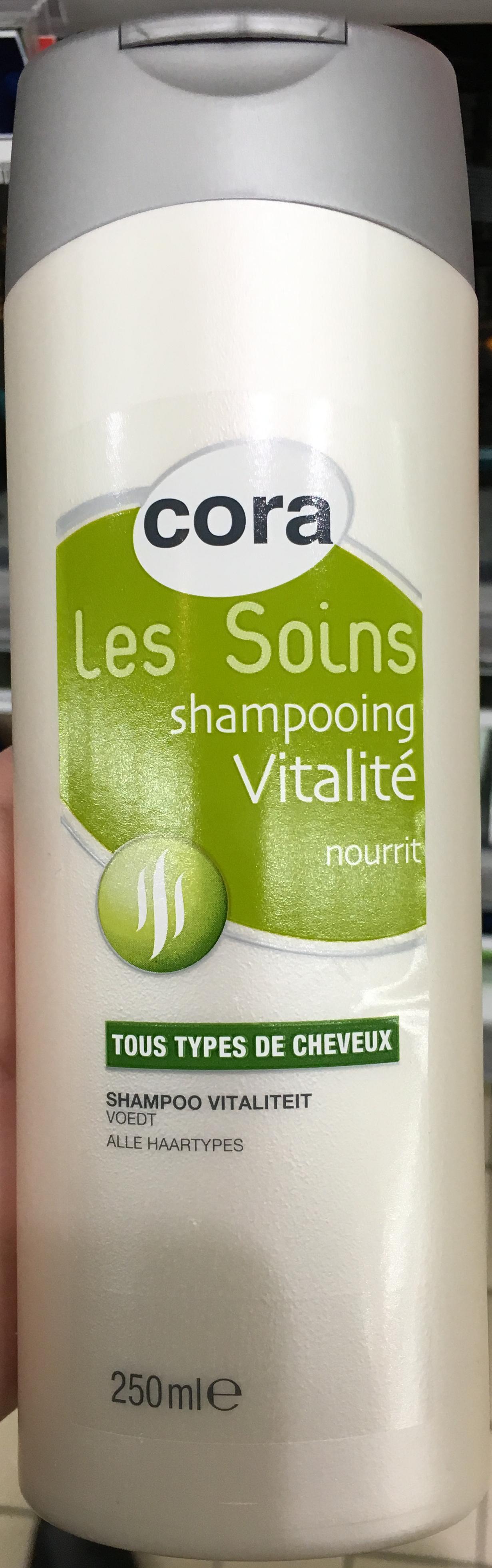 Les Soins Shampooing Vitalité - Produit - fr