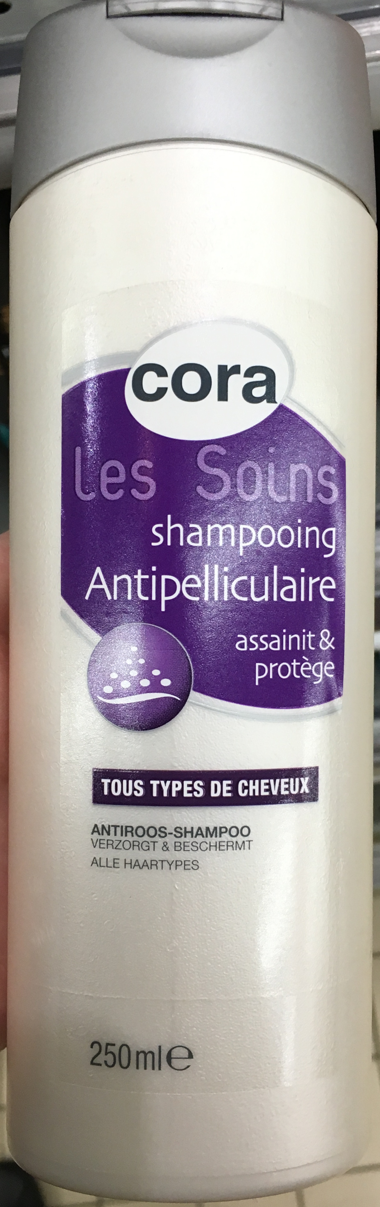 Les Soins Shampooing antipelliculaire - Product