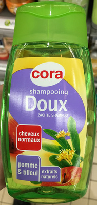 Shampooing Doux cheveux normaux Pomme & tilleul - Product - fr