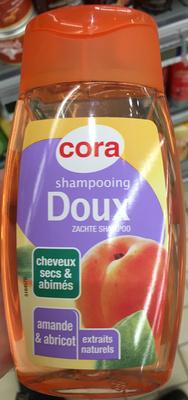 Shampooing Doux Cheveux secs & abimés Amande & Abricot - Product - fr