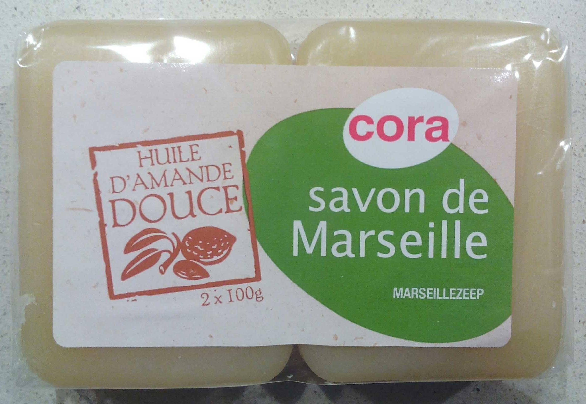 Savon de Marseille Huile d'Amande Douce - Product - fr