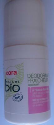 déodorant fraicheur - Product