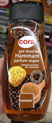 Gel douche Hammam parfum argan - Produit - fr